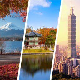 Japan/Korea/Taiwan 5GB 30 Days + FREE eSIM
